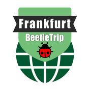法兰克福旅游指南地铁德国甲虫离线地图 Frankfurt travel