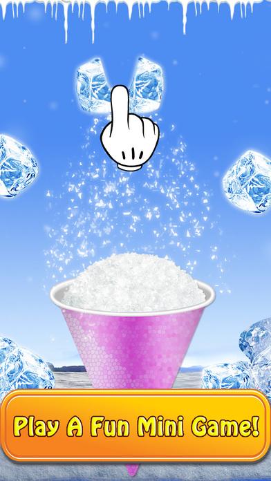 疯狂的刨冰