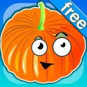 开心蔬菜!免费! 儿童和幼儿发育游戏 1.2