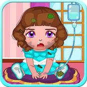 苏菲亚宝宝趣医院小游戏
