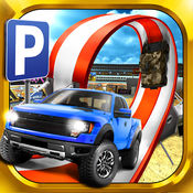 Monster Truck Parking Game Real Car Racing Games 1.1.2