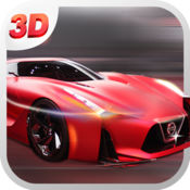单机赛车飞车3D1.0