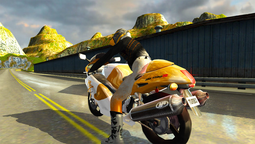 极速摩托之山地公路拉力赛 免费版