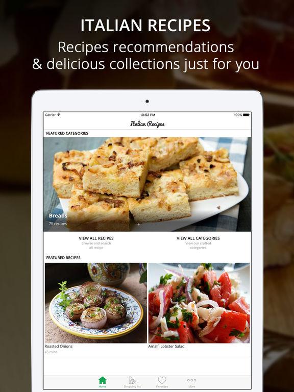 正宗意大利菜谱|烹饪和学习指南
