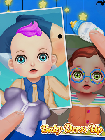 Baby Dress Up - Fashion Styles!