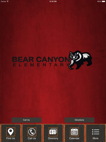 Bear Canyon Elementary