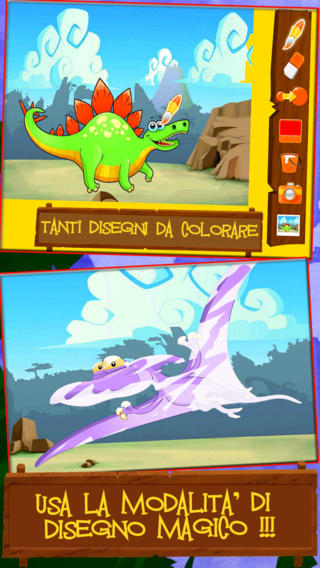 Baby Dinosauri