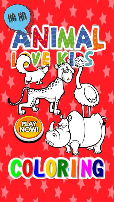 Animals learn colors games preschool activities 3