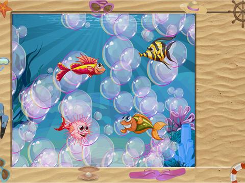 宝宝拼图:鱼