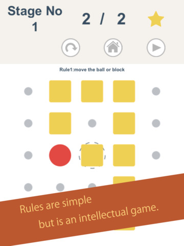 Ball To Hole ~Simple Puzzle~