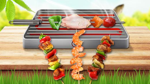 BBQ Maker - Barbeque Fun!