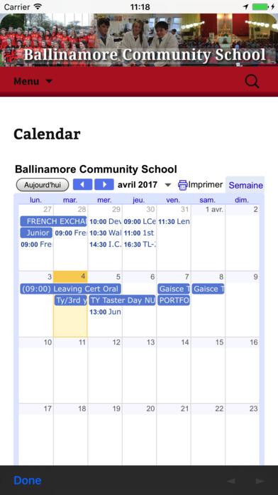 Ballinamore CS