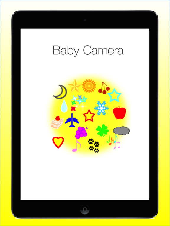 Baby Camera and Moving Illustrations