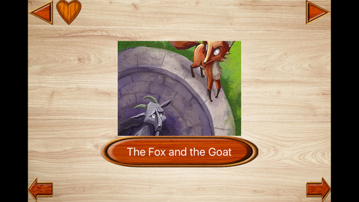 Baby Puzzles of Aesop's Fables English Story 1