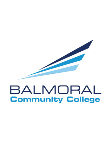 Balmoral K-12 Community College