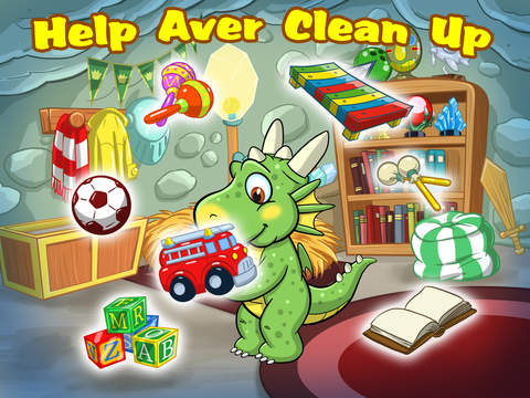Baby Dragon Tamer - Play, Clean & Dress Up