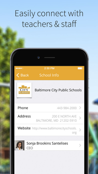 Baltimore City Public Schools