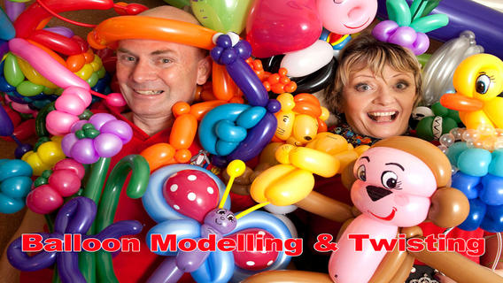 Balloon Modelling  Twisting