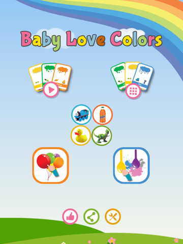Baby Love Colors