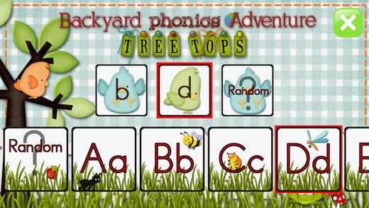 Backyard Phonics Adventure - Full Version