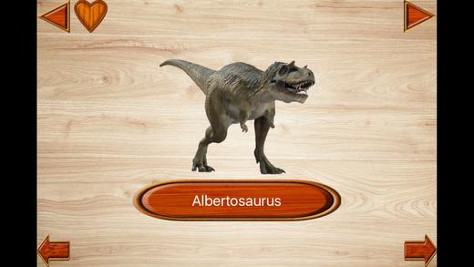 Baby Dinosaur Game - My First English Flashcards