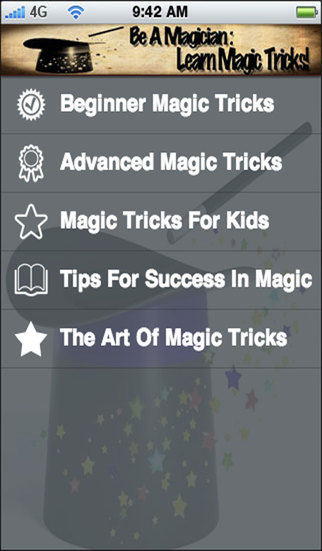 Be A Magician: Learn Magic Tricks!