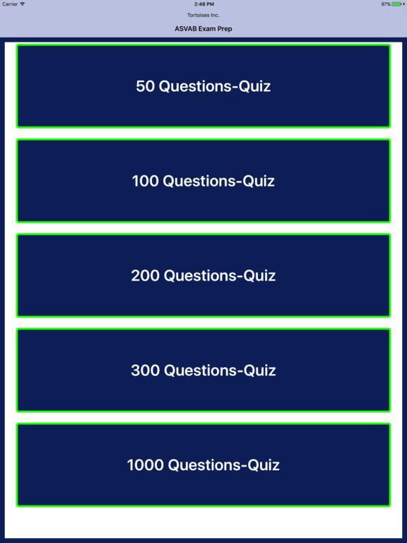 ASVAB考试准备