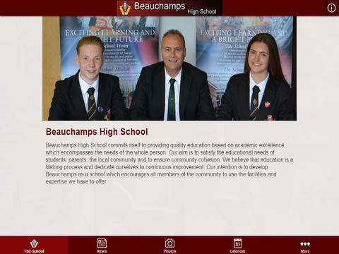 Beauchamps High School