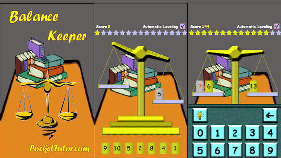 Balance Keeper