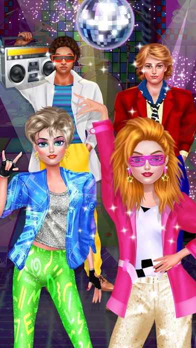 Back to the 80s - Retro Party