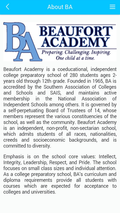 Beaufort Academy