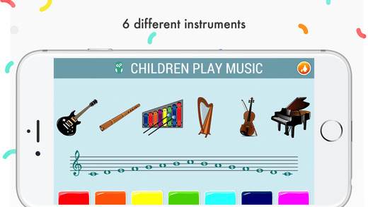 Baby Music with Instruments