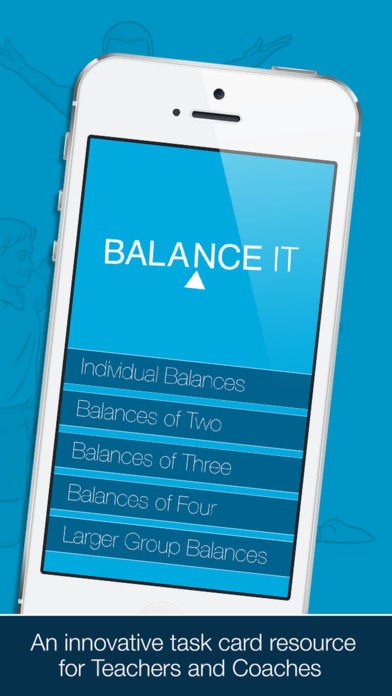 Balance It - Task Card Resource for PE Teachers