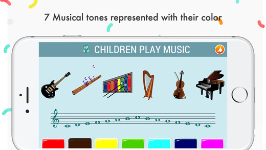 Baby Music with Instruments Lite