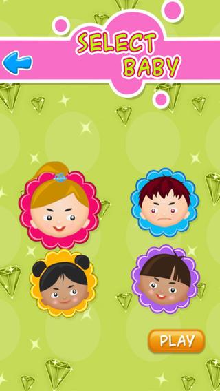 Baby Hair Salon Kids Game