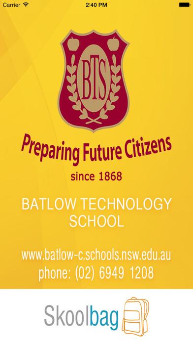 Batlow Technology School - Skoolbag