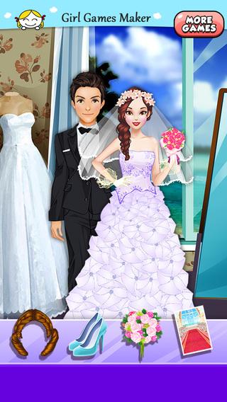 Beach Wedding Salon