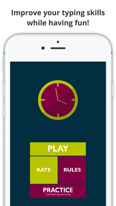 Beat The Clock - Can You Type In Time?