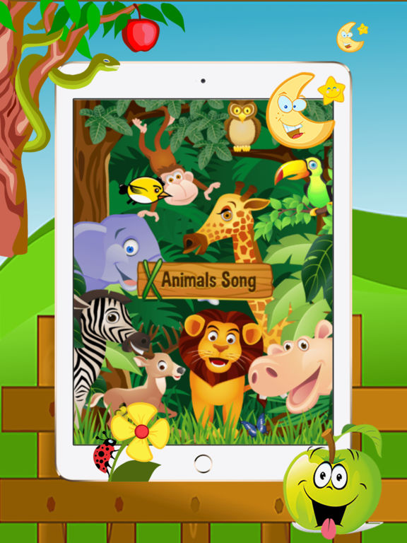 Animals sound for kids free