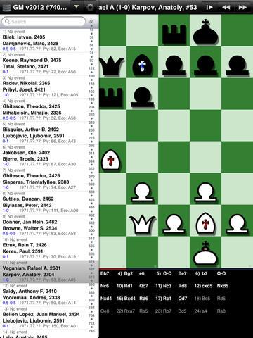 Banksia - Chess GM database