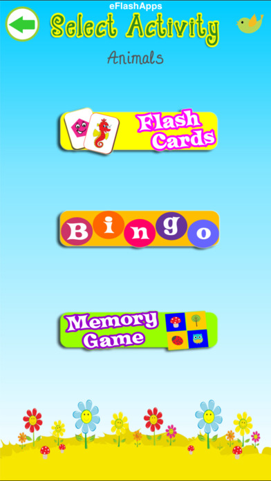 Baby Games, Flashcards, First Words for Preschool