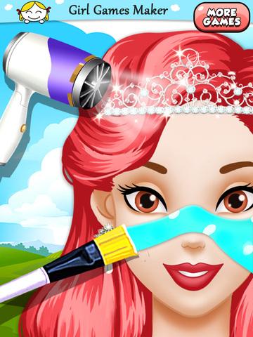 Beauty Makeover - Summer Princess Salon