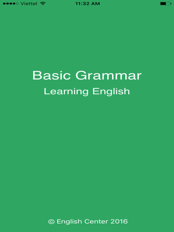 Basic English Grammar - All Tenses and lessons ESL