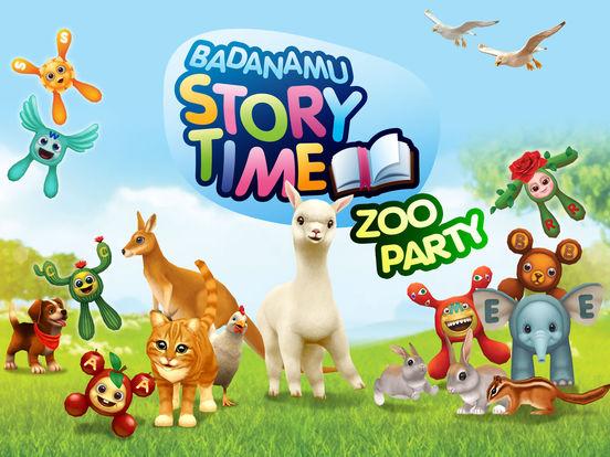 Badanamu Zoo Party