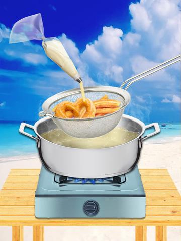 Beach Food Maker