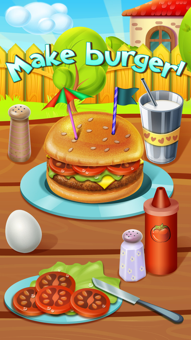 Backyard Barbecue Party - Kids Game