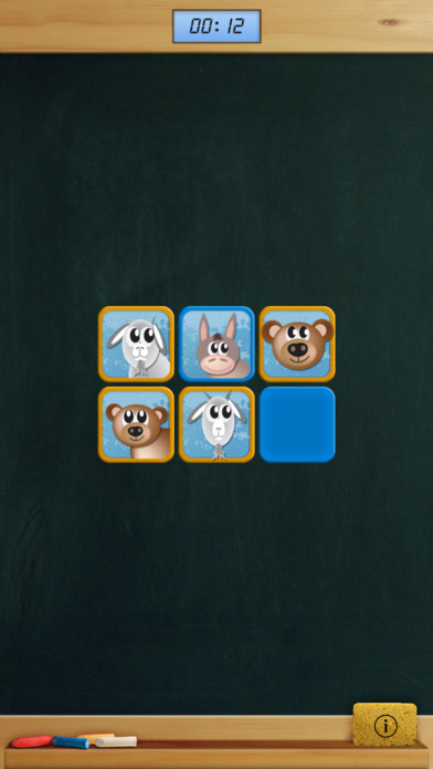 Baby Animals Match HD