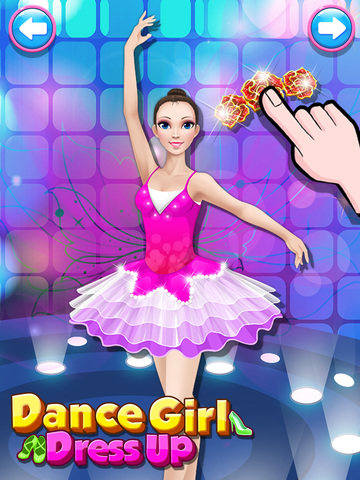 Ballet Girl Dress Up - Dance Princess