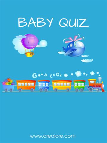 Baby Quiz