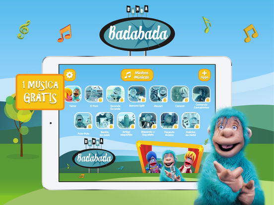 Badabada : Canções infantis
